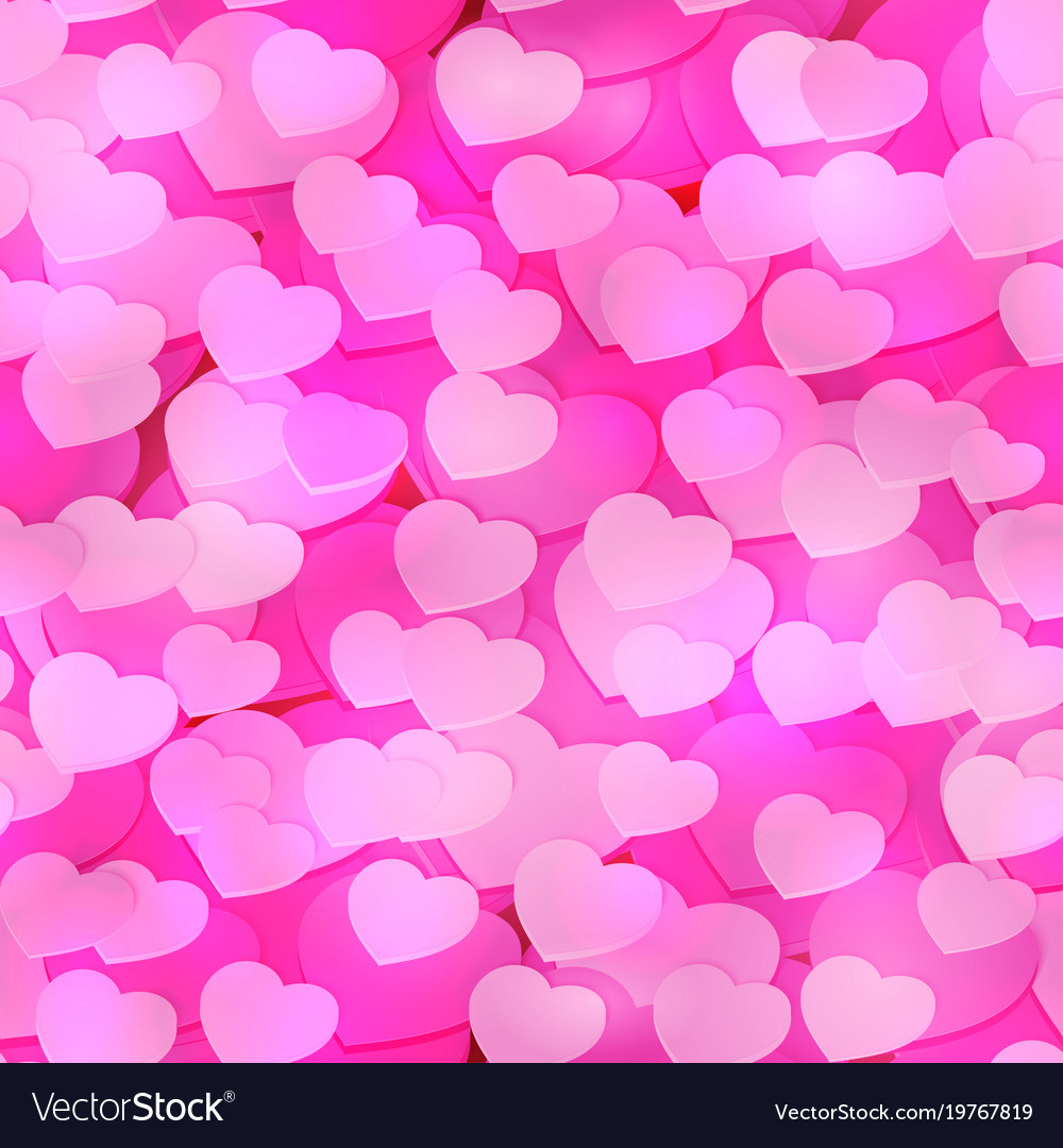 Seamless romance background for print or textyle