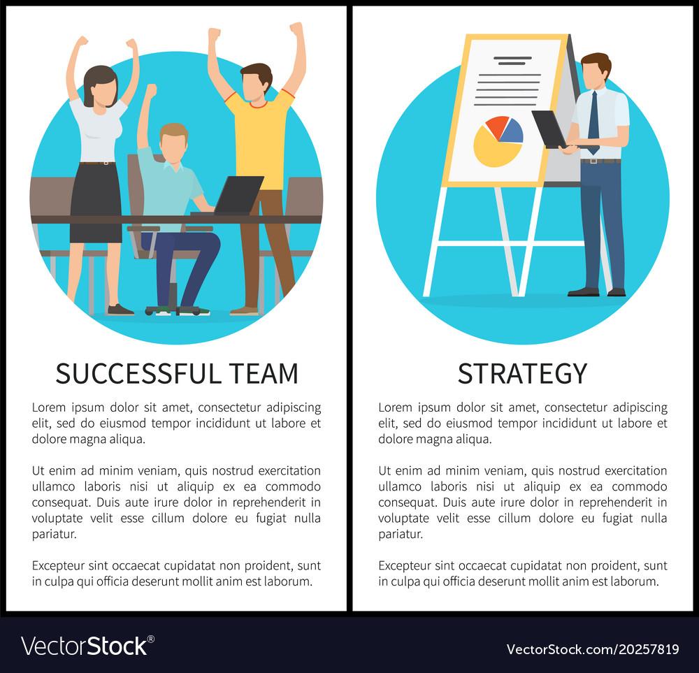 Successful team strategy set