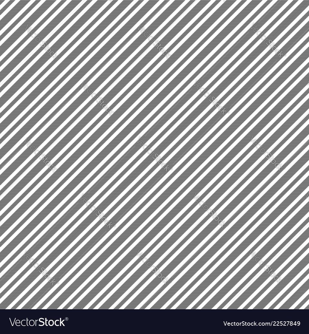 Black white diagonal texture seamles pattern