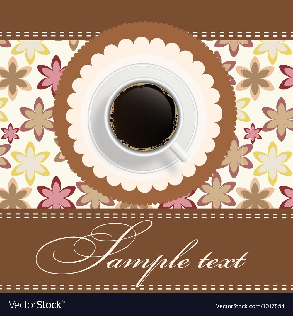 Пригласительные на кофе брейк