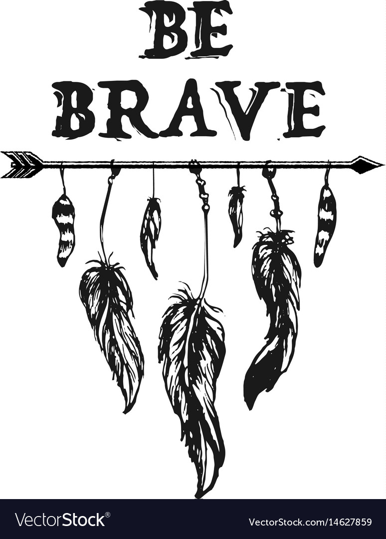 Native american accessory vector image