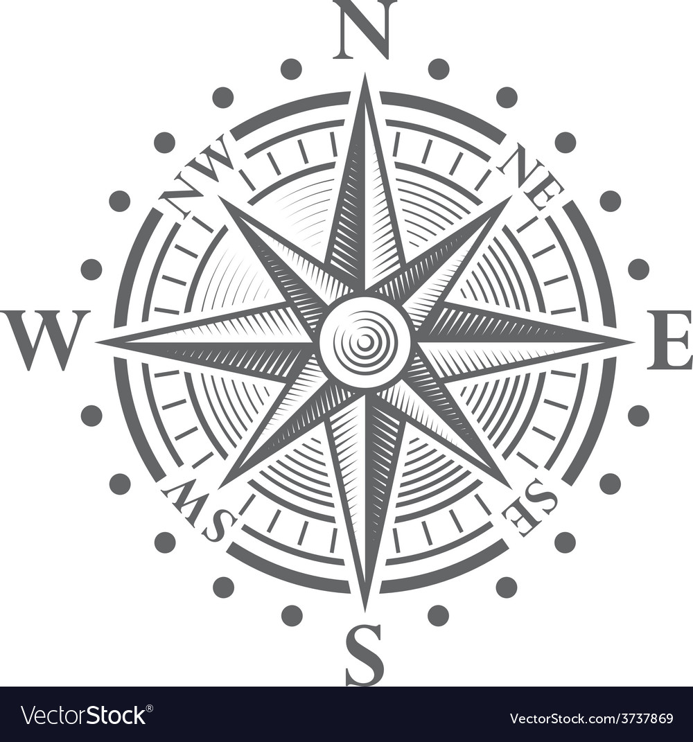 152 compass rose royalty free vector image vectorstock rh vectorstock com compass rose vector art free compass rose vector clipart