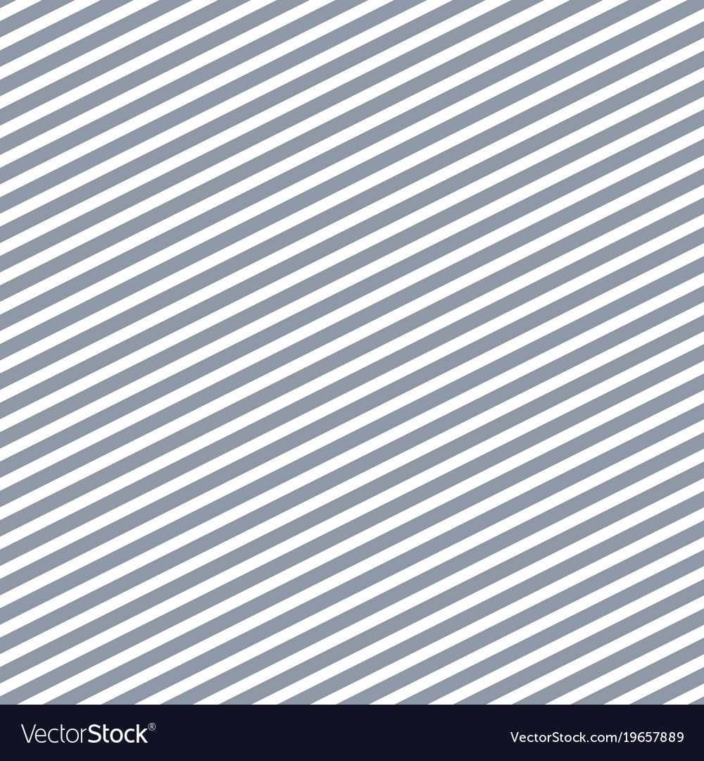 Diagonal stripe lines blue and white seamless vector image