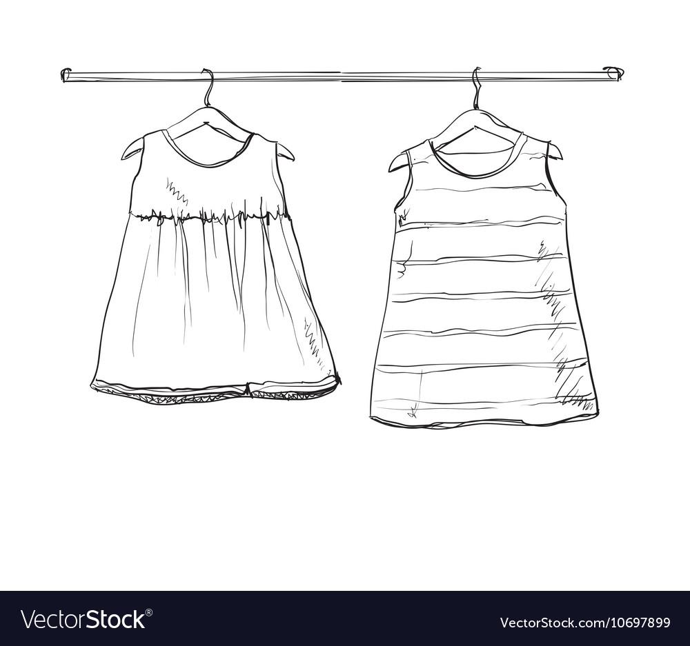 The Hanger Dresses