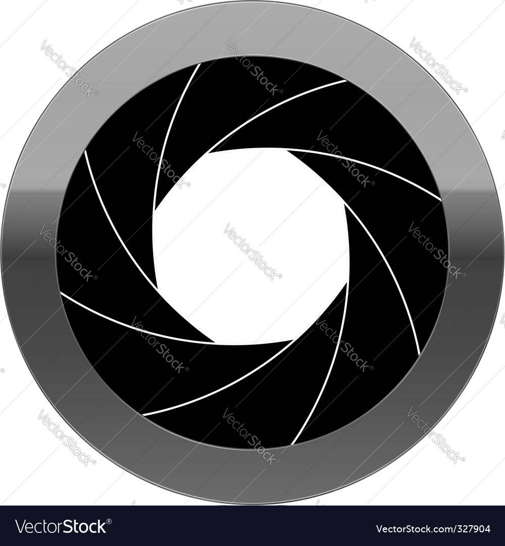 Aperture vector image