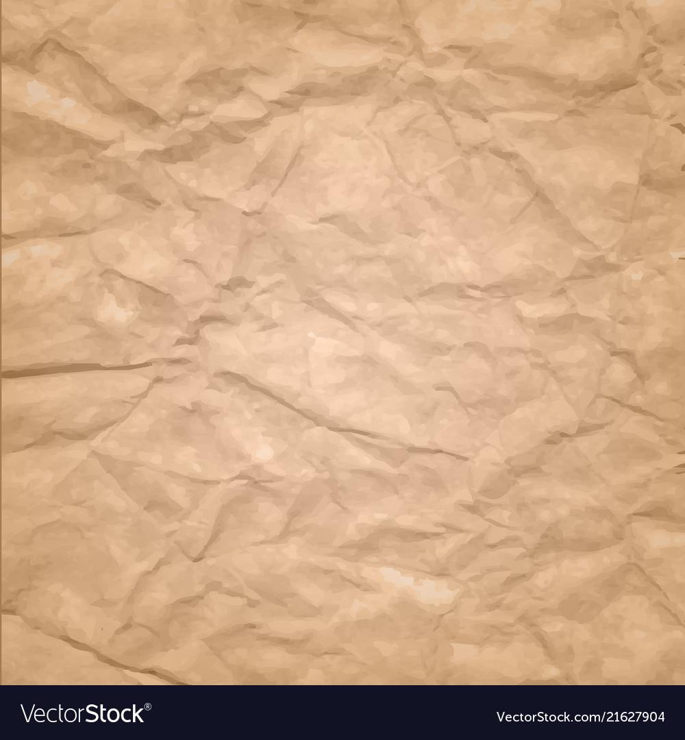 Cardboard wrinkles texture