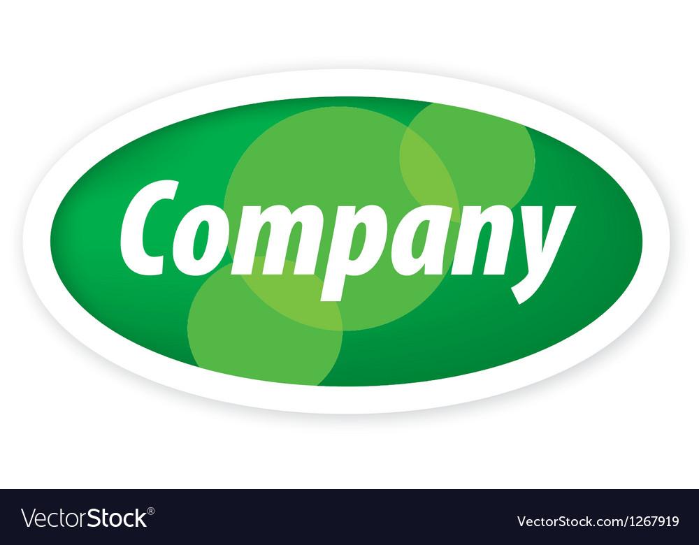 Logo eco company