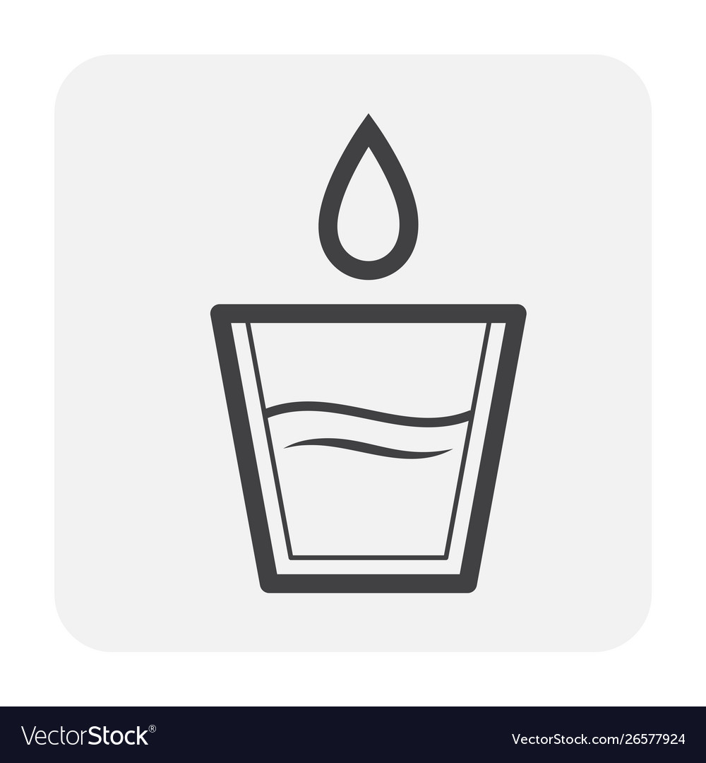 Water icon black