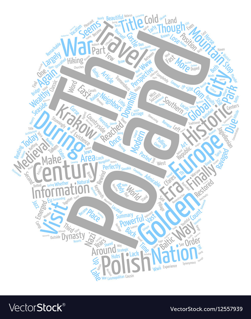 Once Golden Again Golden Poland text background