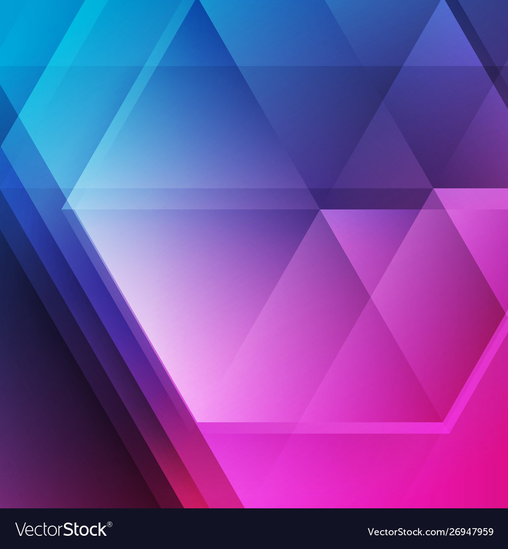 Blue purple abstract tech background with glossy