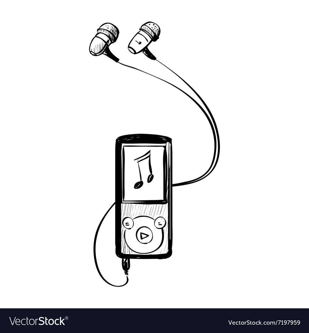 Music player doodle
