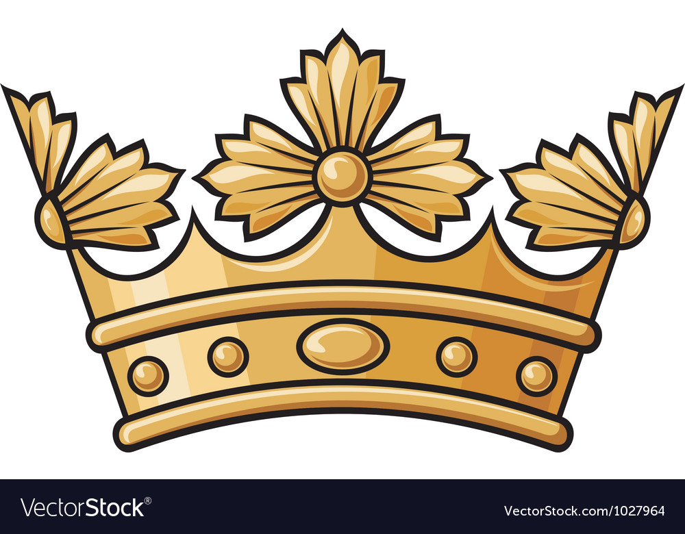 Heraldic crown