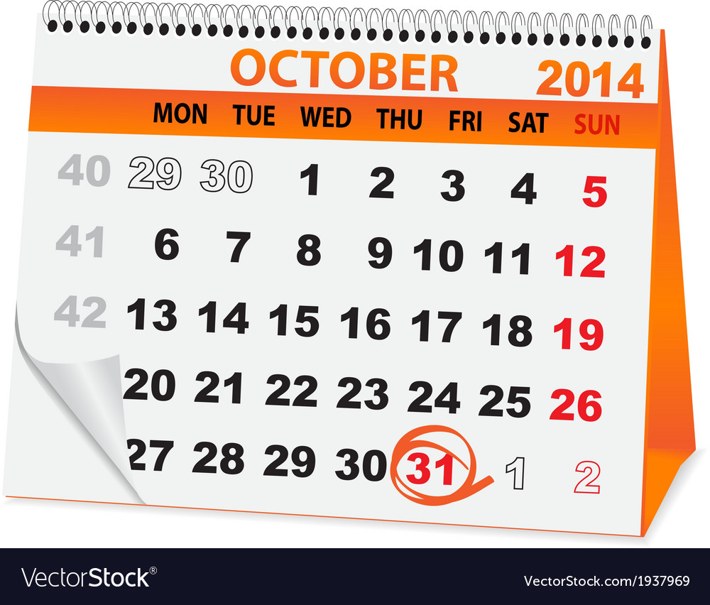 Fashion week Calendar Halloween pictures for lady