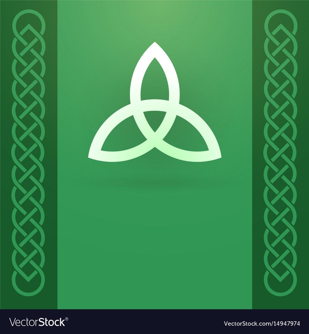 Triquetra Celtic Knot Vector Images 41