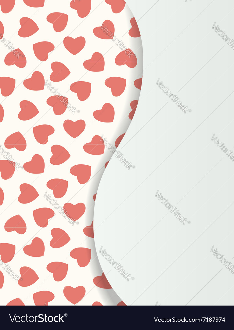 Pattern of background for gift card