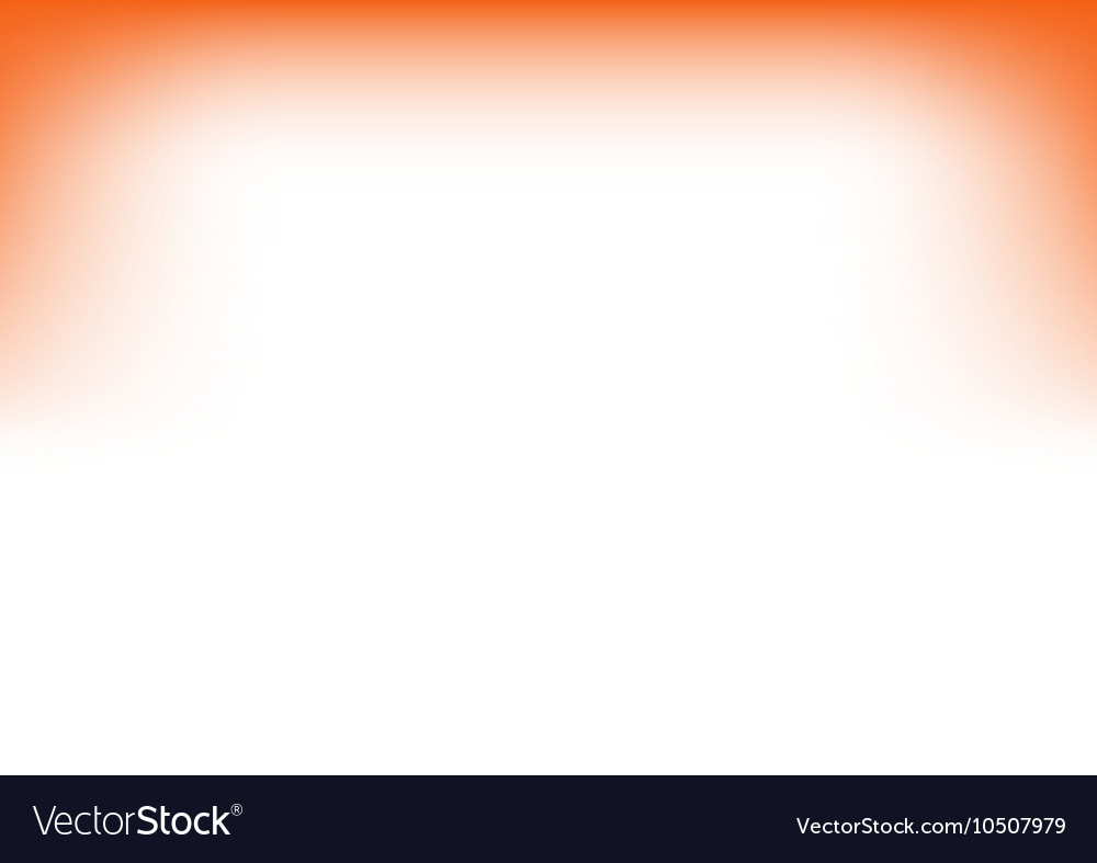 White Orange Copyspace Background