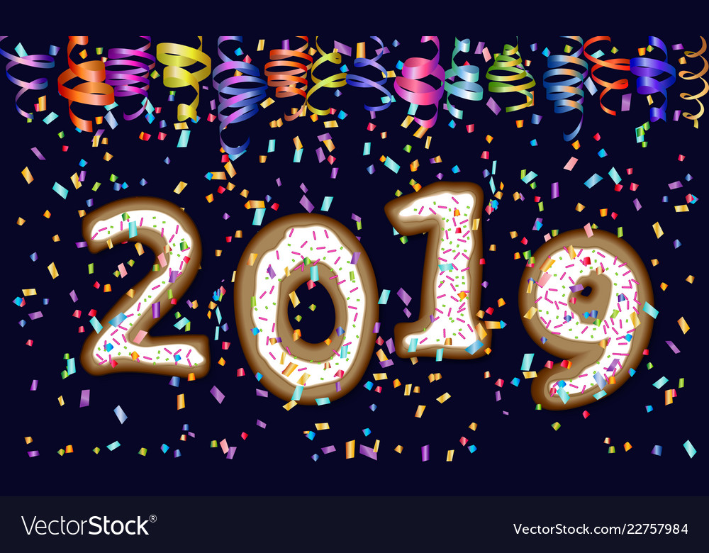 2019 new year design