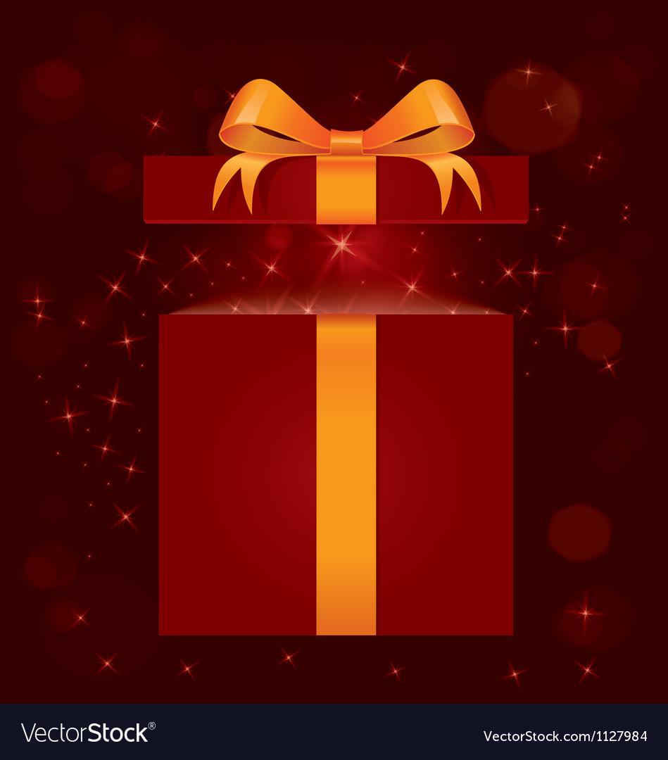 Magic light gift box
