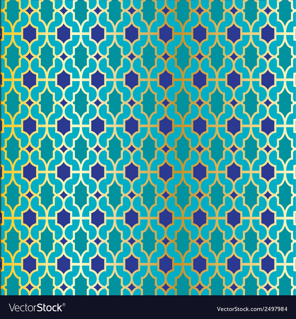 Tile patterns vector image