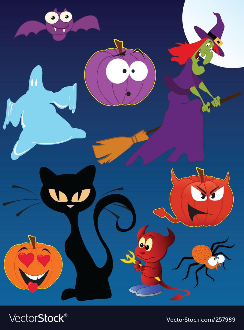 funny halloween. Funny Halloween Vector