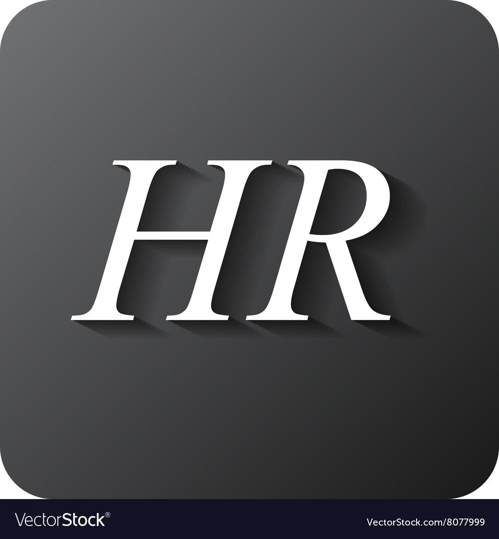 Human resources sign icon HR symbol Workforce of