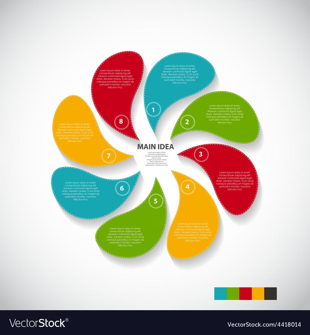 Инфографика картинки для визиток