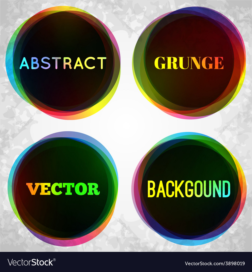 Abstract grunge frame background