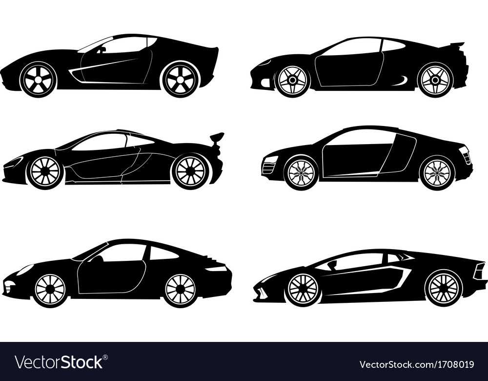 super car royalty free vector image vectorstock rh vectorstock com car vector art car vector cartoon