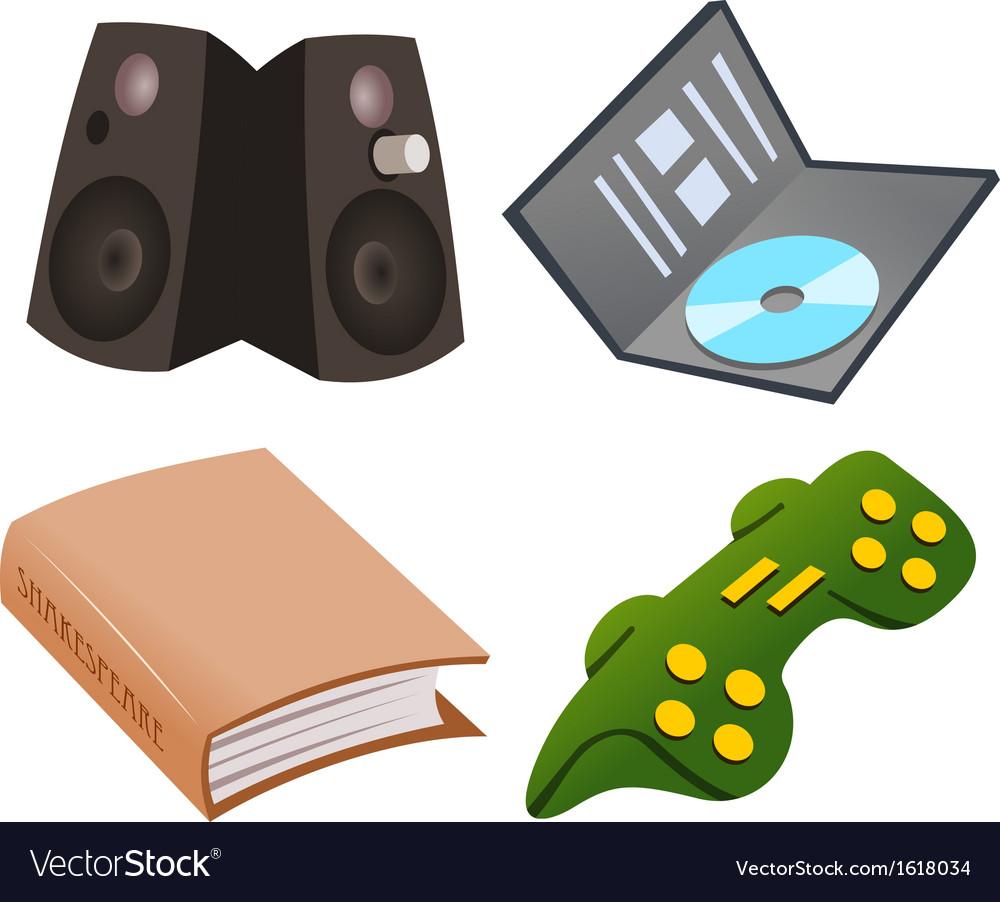 Gaming Icon Set
