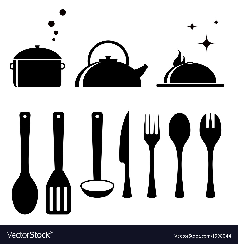 Set tools for kitchen