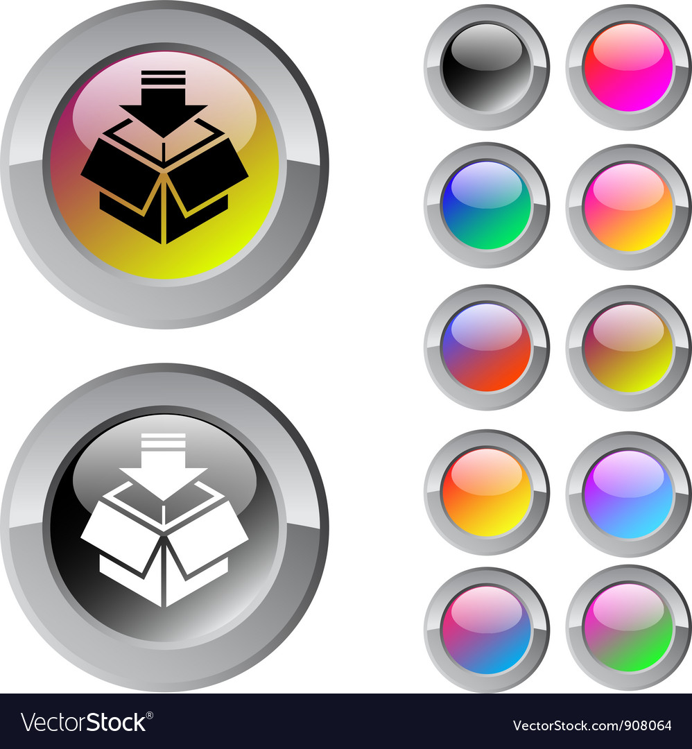 Package multicolor round button
