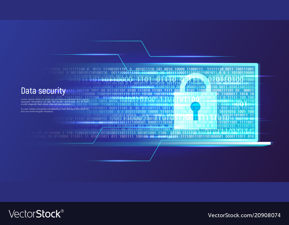 Data security information protection access