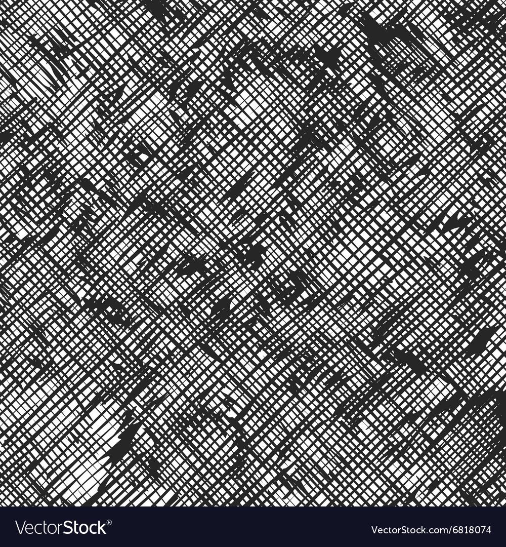 Straight diagonal black lines on a white