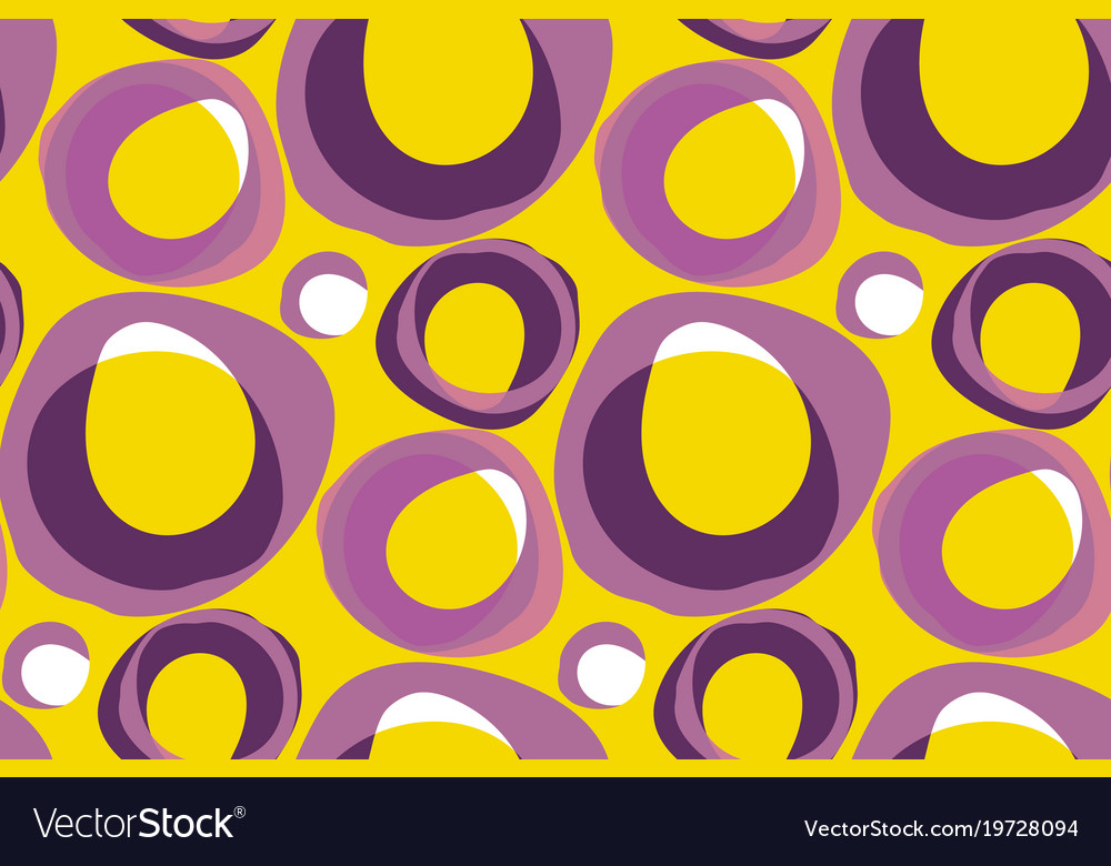 Retro 40s Background Pattern Royalty Free Vector Image Mesmerizing 60s Patterns