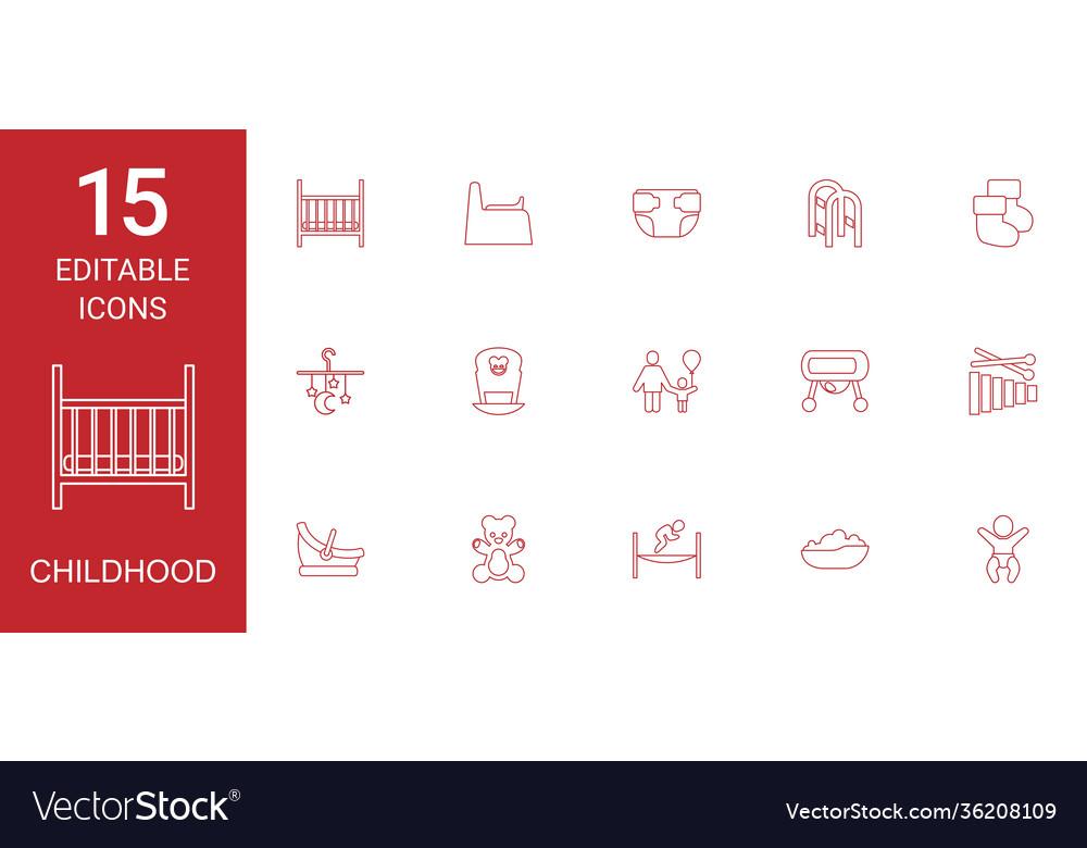 15 childhood icons