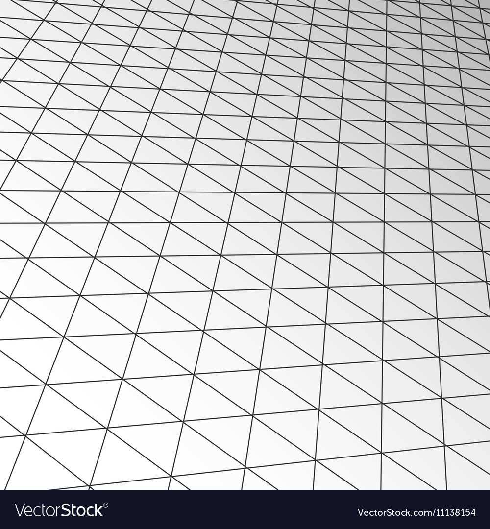 Expansion ceiling tile texture technology vector image