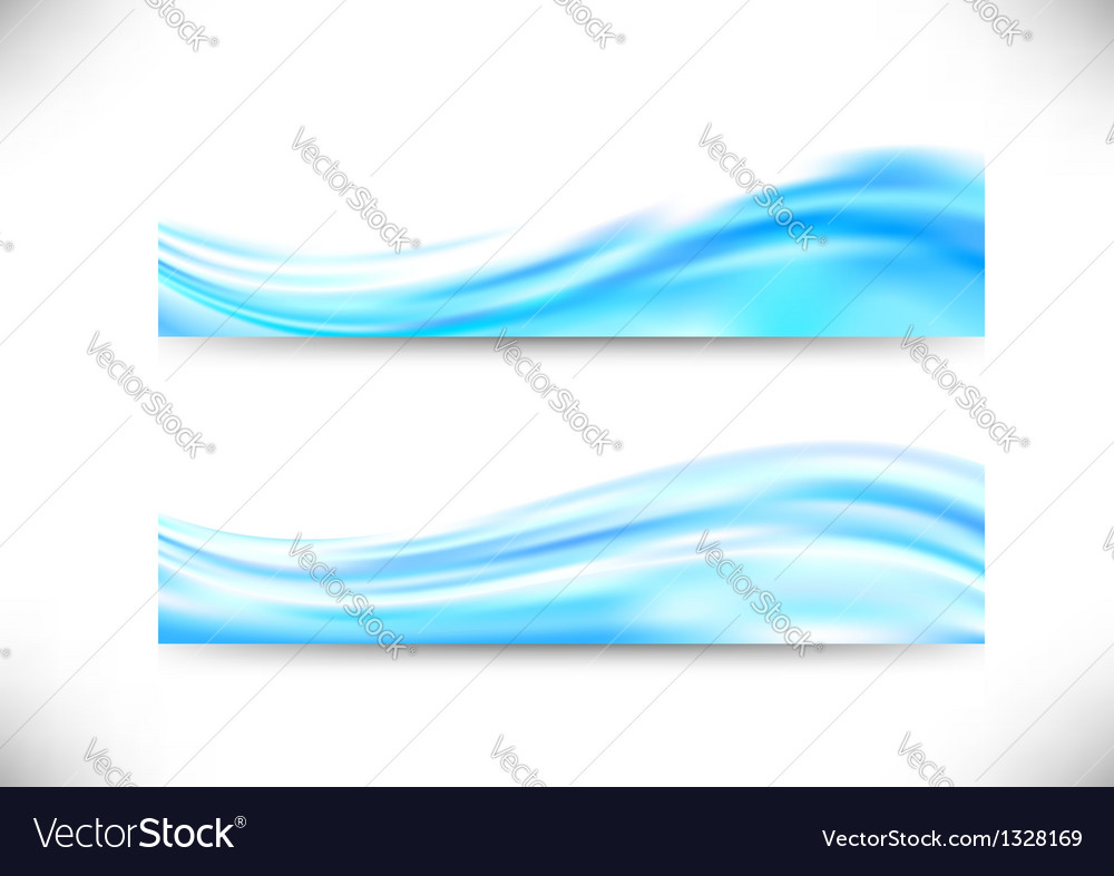 Halftone blue background collection vector image