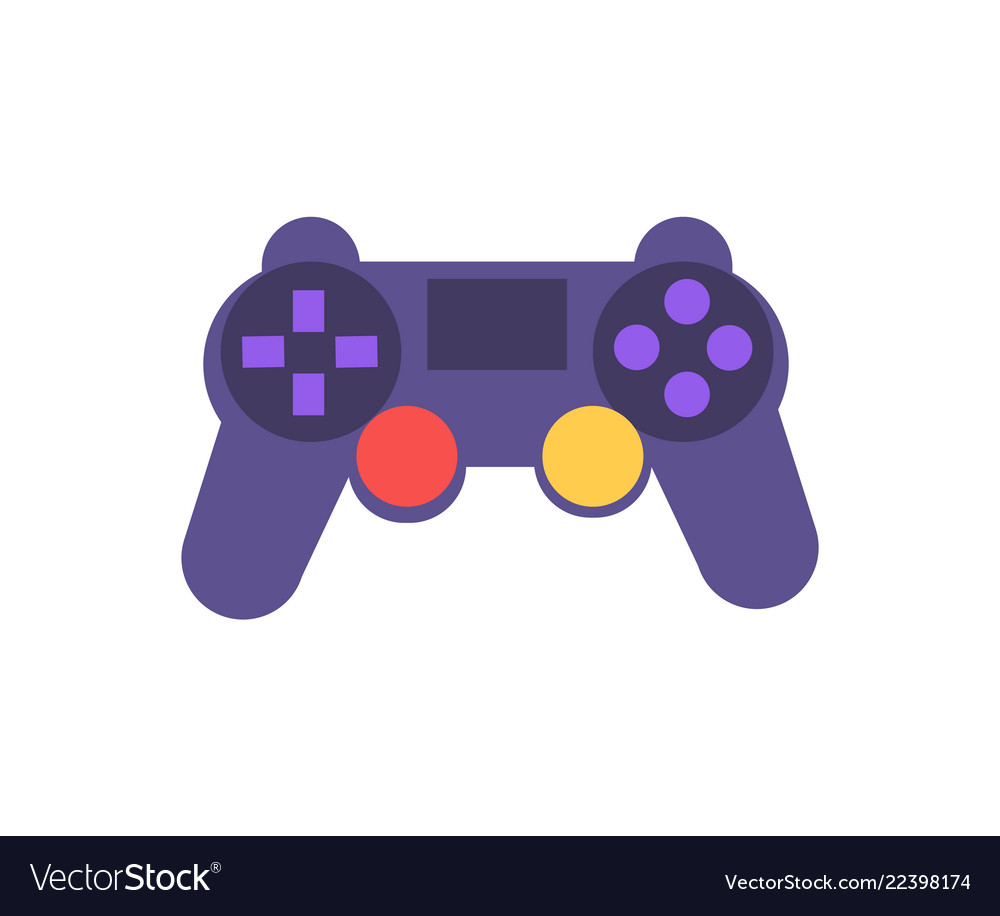 Modern gamepad for games