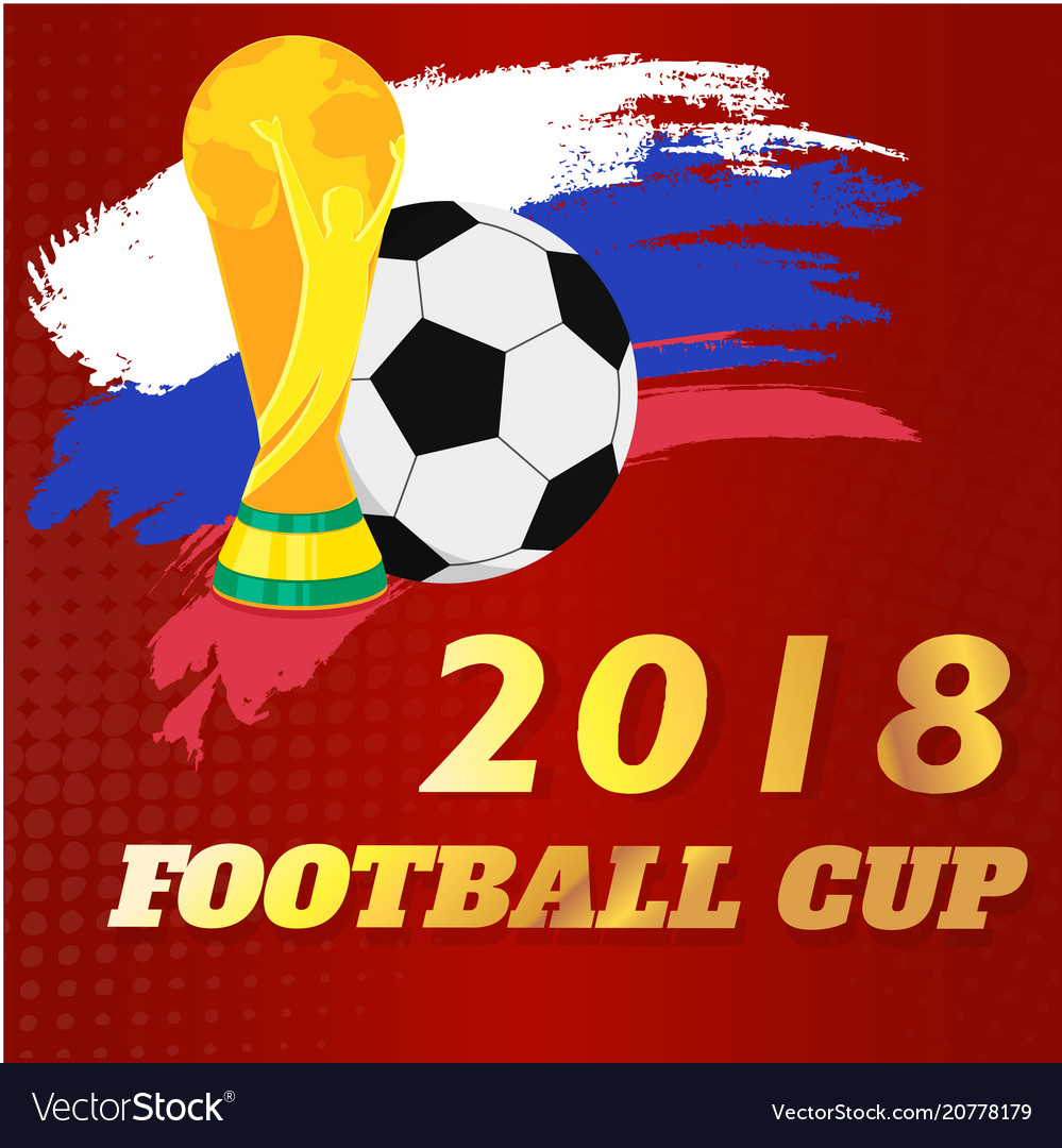 2018 football cup championship cup football red ba