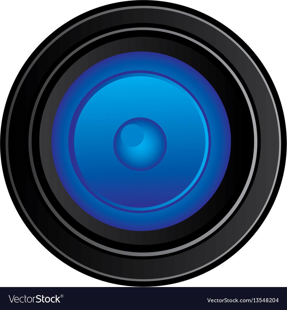 Back camera lense icon