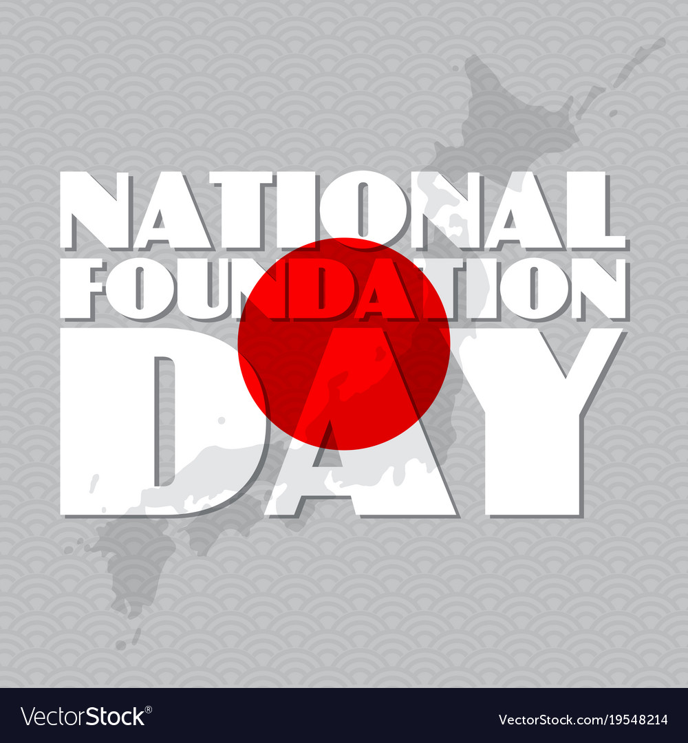 National foundation day o