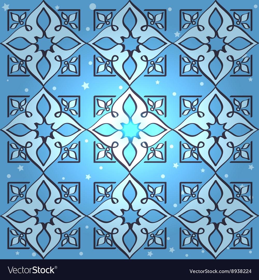 Seamless Islamic Wallpaper Pattern