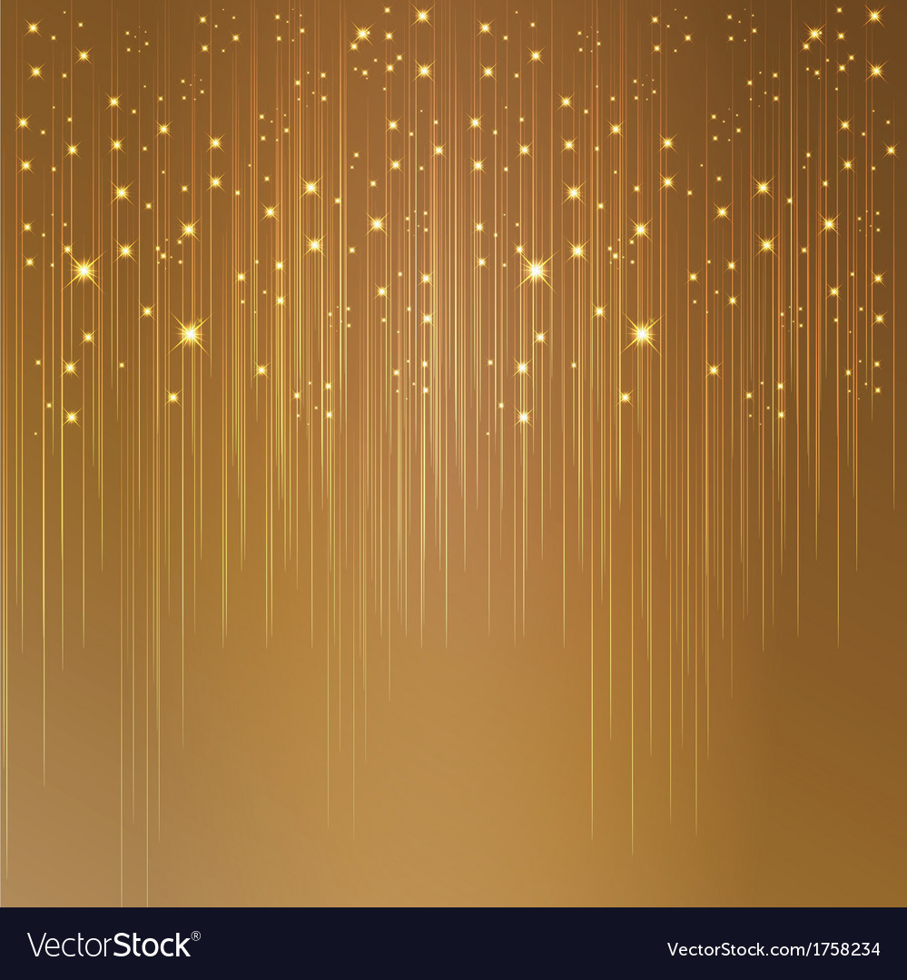 Luxury christmas background 1 vector image