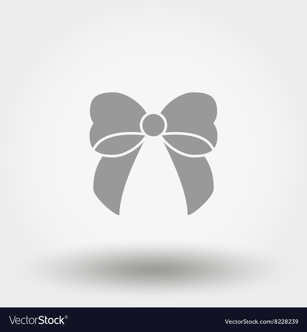 Bow Flat icon