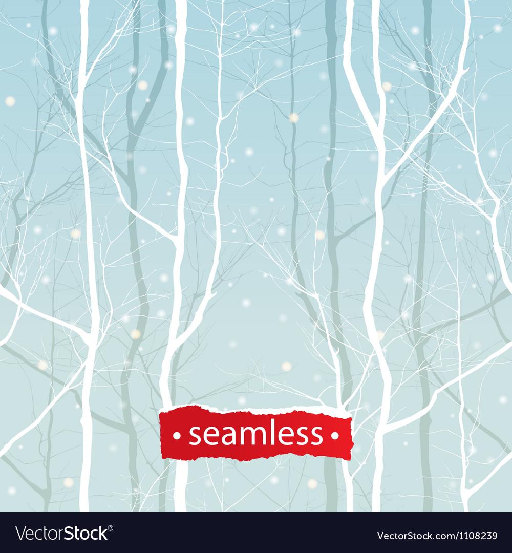 Scandinavian seamless vector image