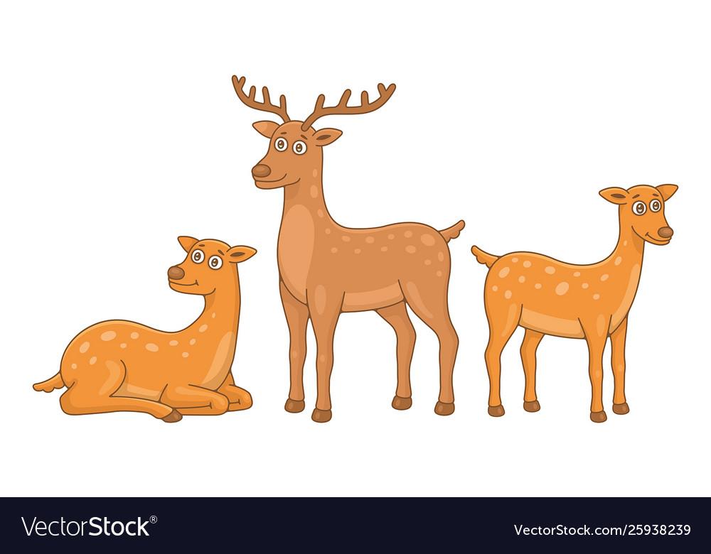 Set deers
