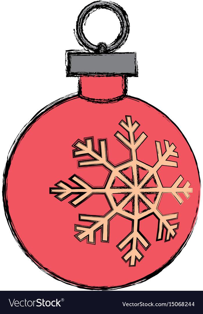 Christmas decorative ball