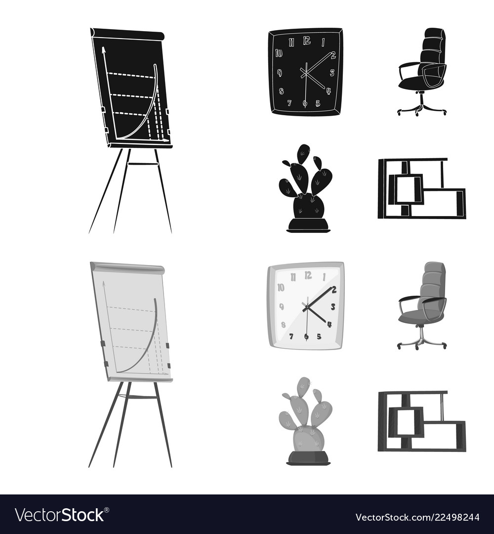 Furniture and work sign