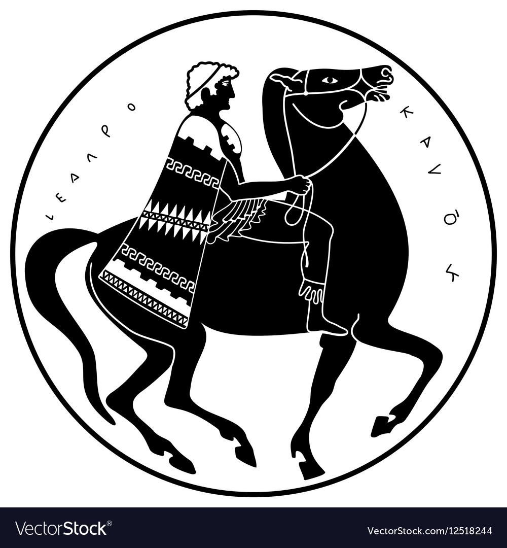 Greek drawing