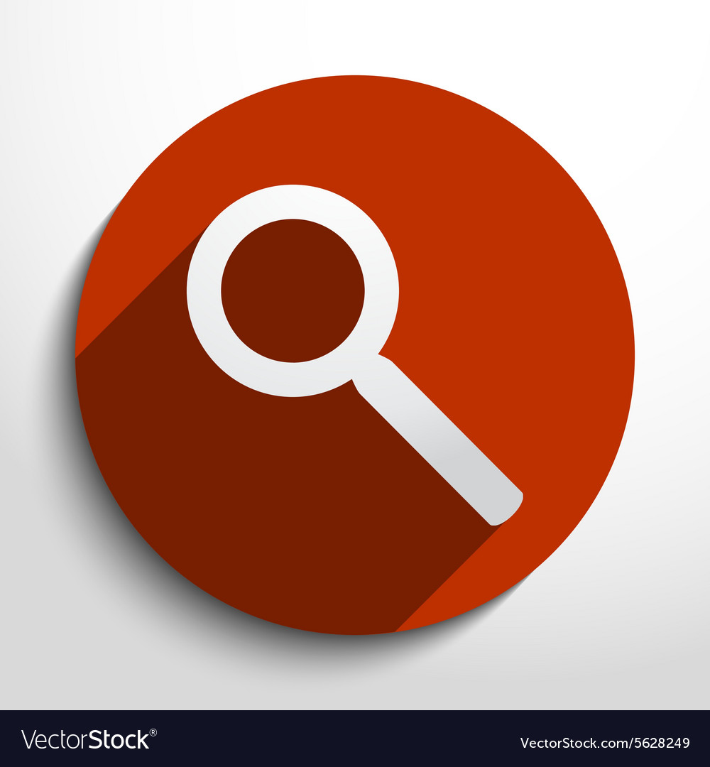 Search icon background